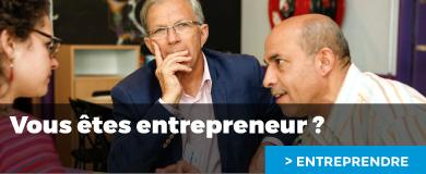 Vous êtes entrepreneur ?