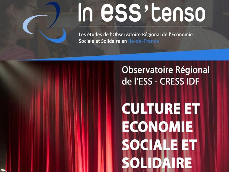 Publication de l'étude culture de l'Observatoire Régional