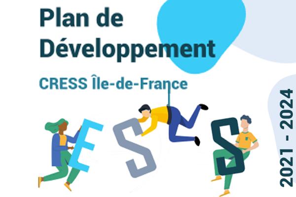 CRESS Ile-de-France le plan de développement 2021-2024 adopté en assemblée générale