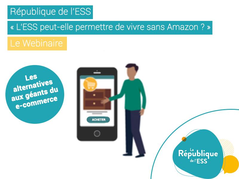 Peut-on vivre sans Amazon Réponse lors d'un webinaire le 26 janvier
